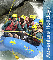 Adventure Holidays, Tour Packages In India