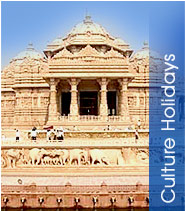 Culture Holidays, Tour Packages In India